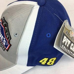 50d9cda3c2771 NASCAR Accessories - NWT NASCAR  48 Lowe s Racing Hat Baseball Cap